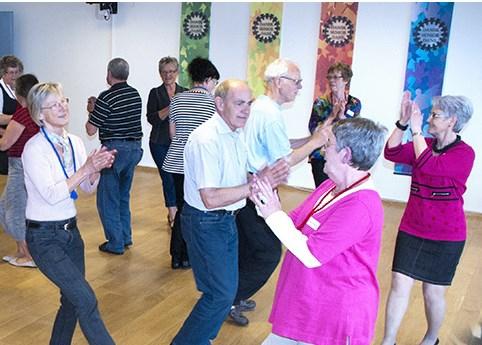 14.00 Dansk Senior Dans på Holstebro Kunstmuseum